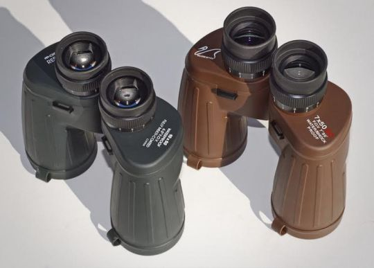 Both these binoculars feature 50mm objective lenses. But which is best,  depends on what you value more — magnification, or field of view.