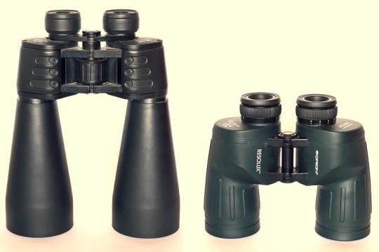 Seronik-Two binoculars